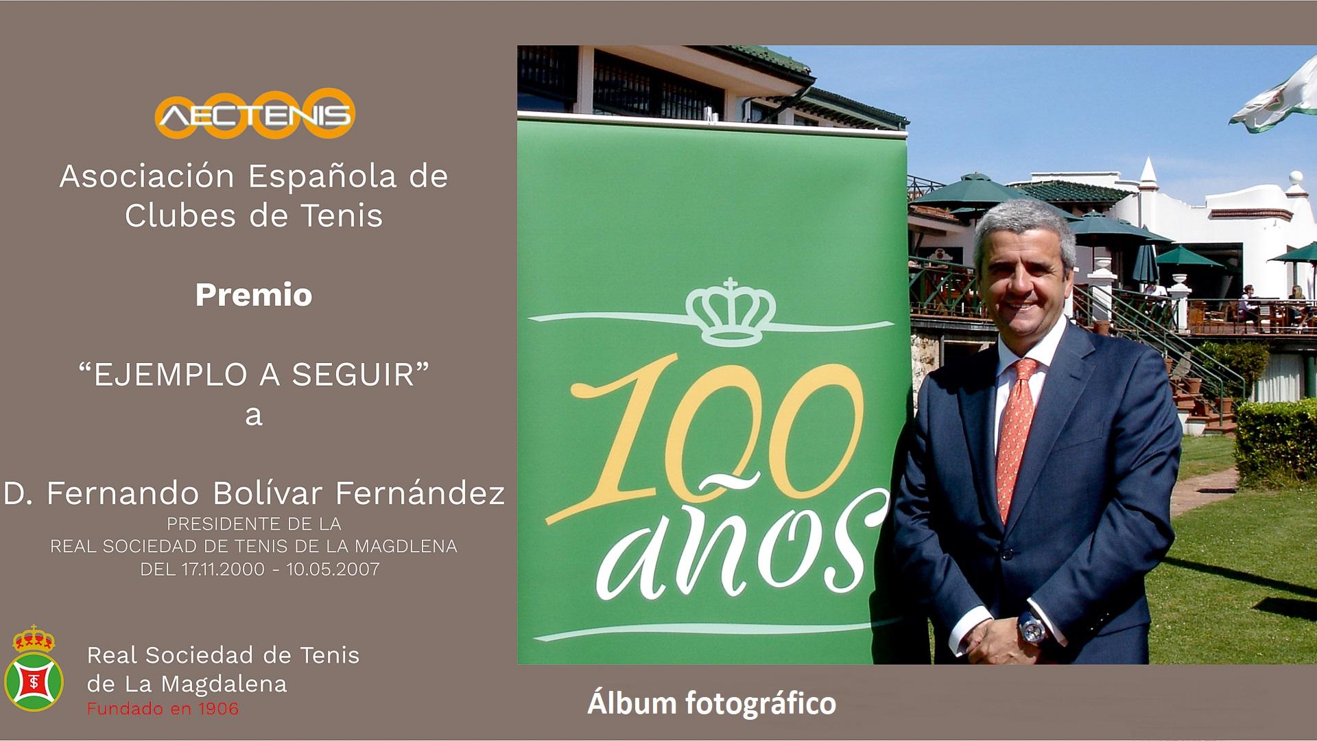 Album Fernando Bolívar