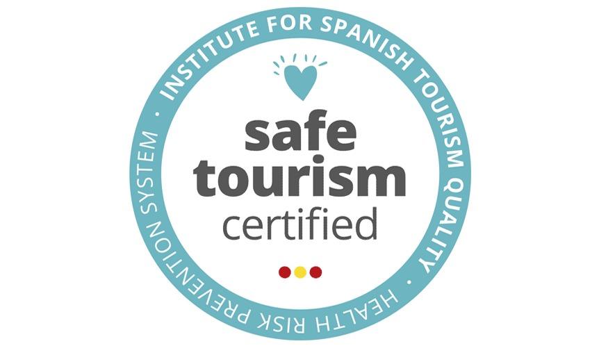 Sello Safe Tourism